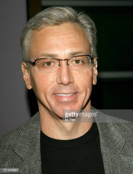 Dr Drew during The Boyle Heights Music and Arts Program Launch Arrivals at Boyle Heights School in Los Angeles California United States