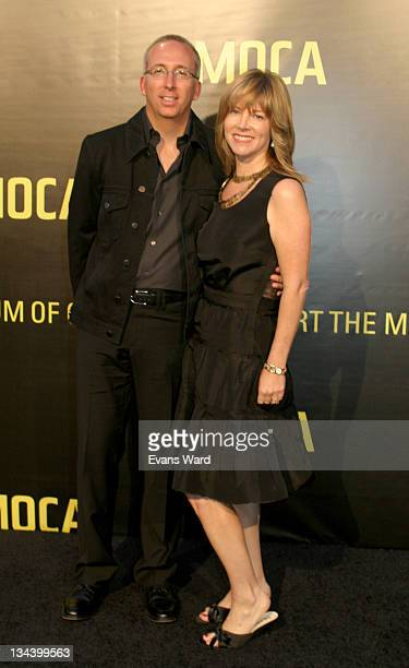 Dr Drew Pinsky and wife during MOCA Gala Celebrates Dallas PriceVan Breda at The Geffen Contemporary at MOCA in Los Angeles California United States