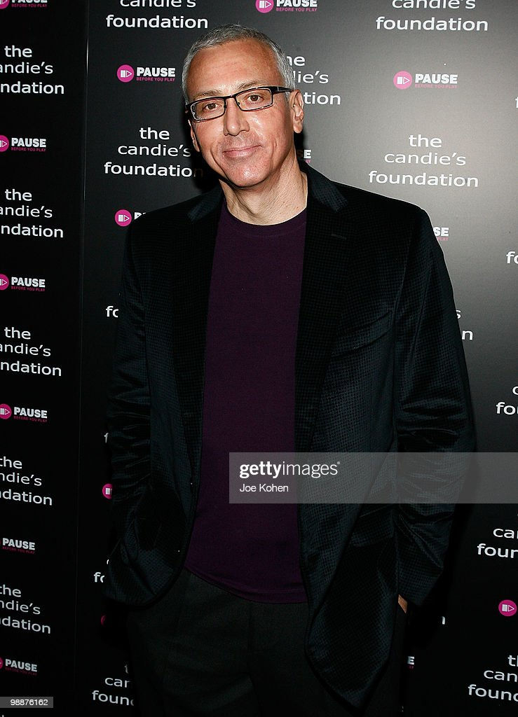 Dr. Drew Pinsky attends The Candie's Foundation Event To Prevent at Cipriani 42nd Street on May 5, 2010 in New York City.