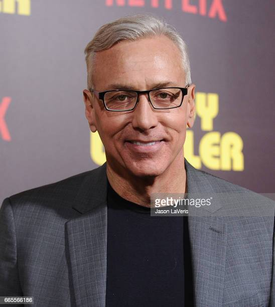 Dr Drew Pinsky attends the premiere of 'Sandy Wexler' at ArcLight Cinemas Cinerama Dome on April 6 2017 in Hollywood California