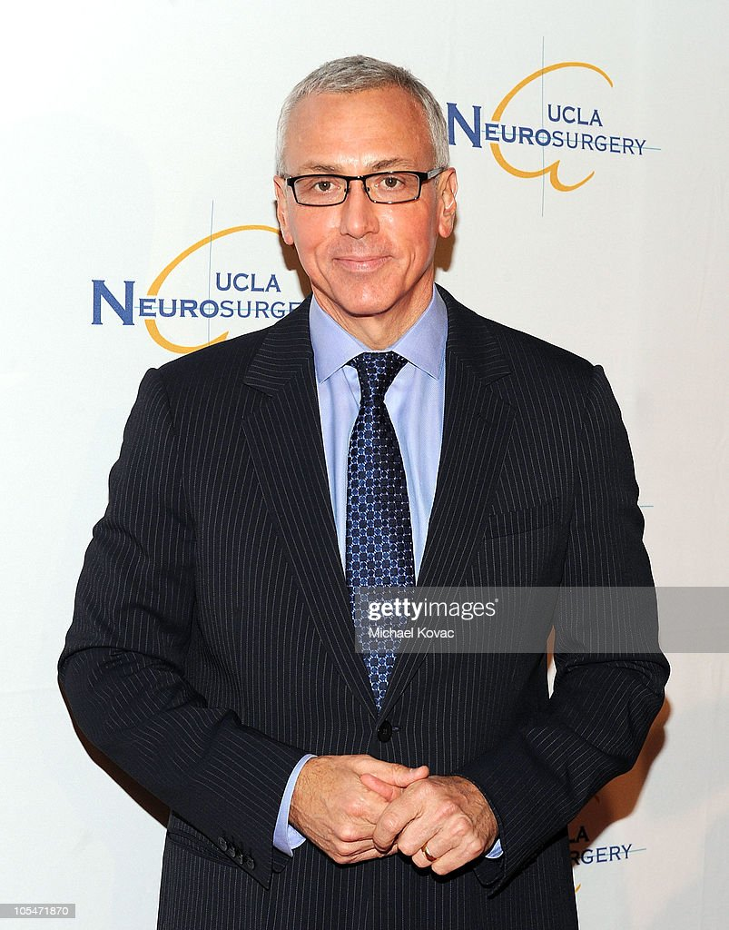 Dr. <a gi-track='captionPersonalityLinkClicked' href=/galleries/search?phrase=Drew+Pinsky&family=editorial&specificpeople=665895 ng-click='$event.stopPropagation()'>Drew Pinsky</a> attends UCLA Department of Neurosurgery's 2010 Visionary Ball at The Beverly Hilton Hotel on October 14, 2010 in Beverly Hills, California.