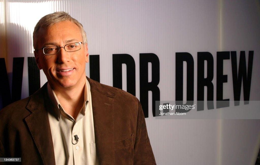 Dr. Drew Pinsky Portrait Session - April 30, 2005