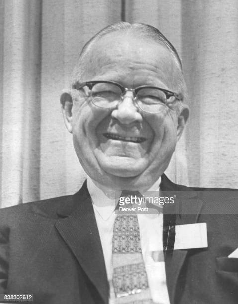 Dr Franklin Ebaugh Sr Regarded as a pioneer Credit Denver Post