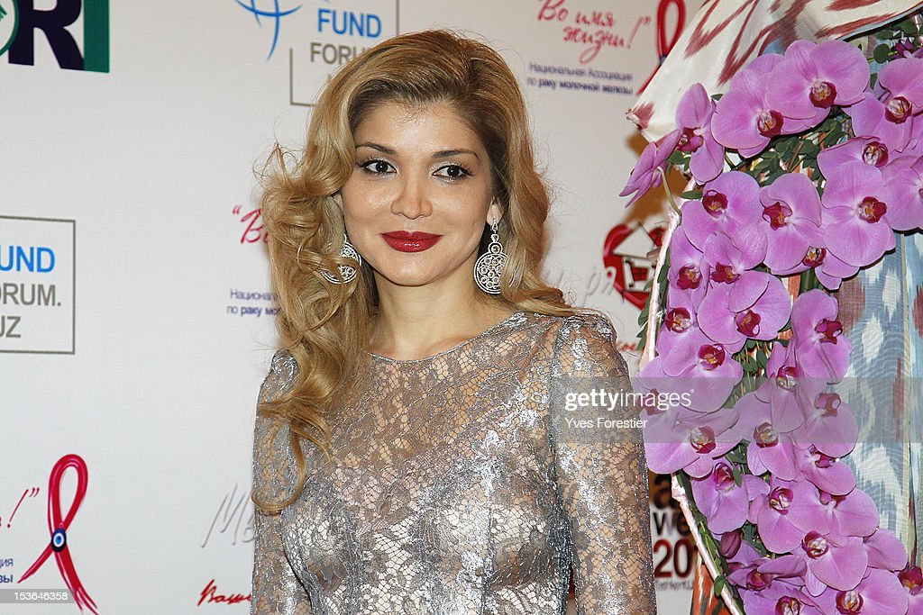 Charitable Gala Dinner In Support Of Women Living With Breast Cancer Feat. Russian Music Group Rondo