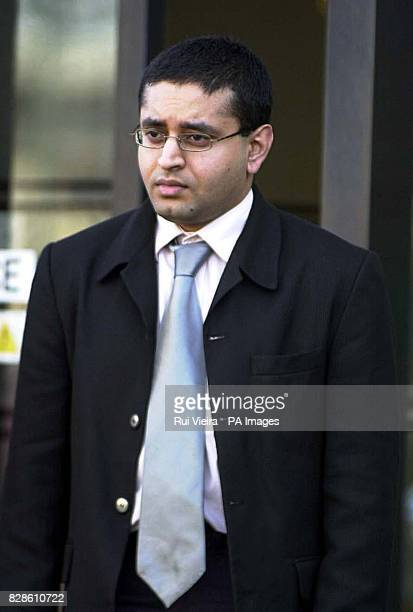 Dr Hiral Hazari at Nottingham Crown Court following the death of an elderly woman at Leicester's Glenfield Hospital * Dr Hazari told nurses at the...