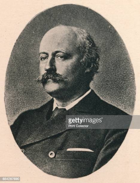 Dr Hubert Parry c1880 Charles Hubert Hastings Parry English composer teacher and historian of music From The Musical Educator Volume IV by John Greig...