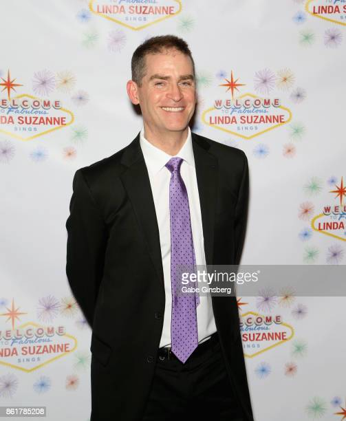 Dr Jack Brown attends the debut of 'Linda Suzanne Sings Divas of Pop' at the South Point Hotel Casino on October 15 2017 in Las Vegas Nevada