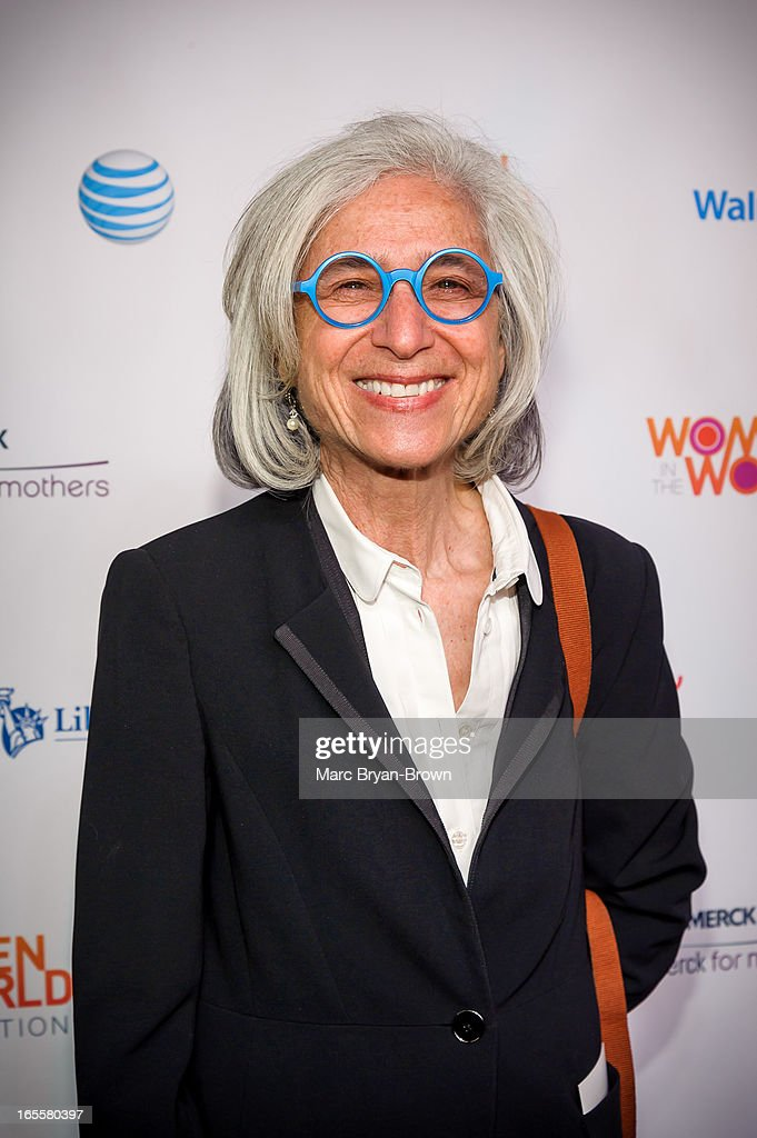 Dr Jane Aronson attends Women in the World Summit 2013 on April 4, 2013 in New York, United States.