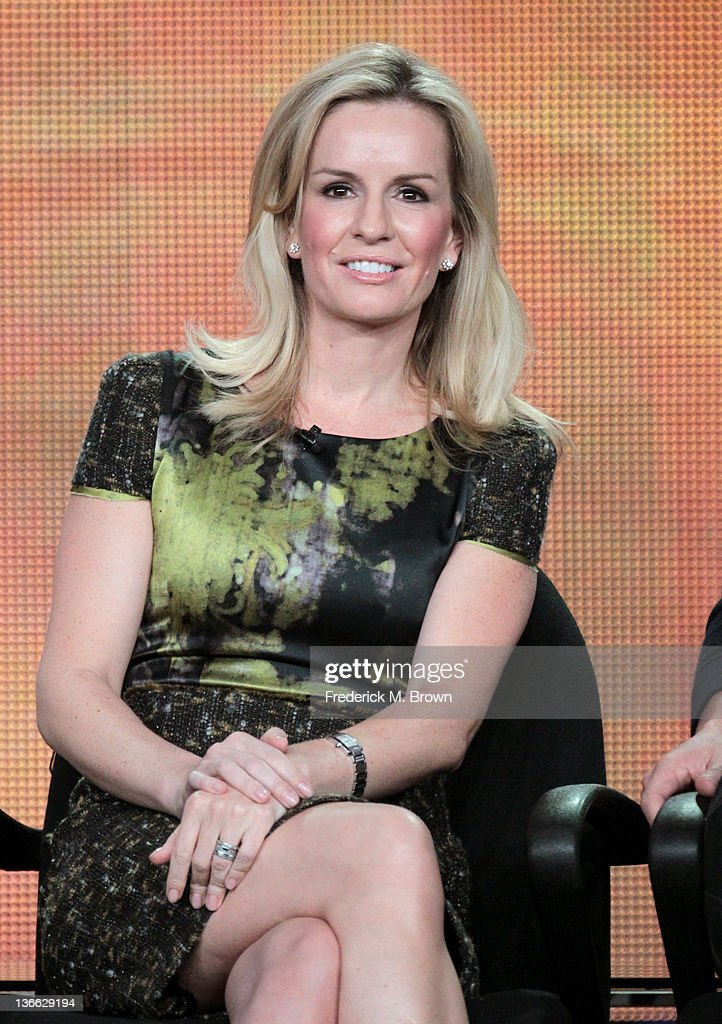 Dr. Jennifer Ashton speaks onstage during the 'The Revolution' panel during the Disney/ABC Television Group portion of the 2012 Winter TCA Tour at The Langham Huntington Hotel and Spa on January 9, 2012 in Pasadena, California.