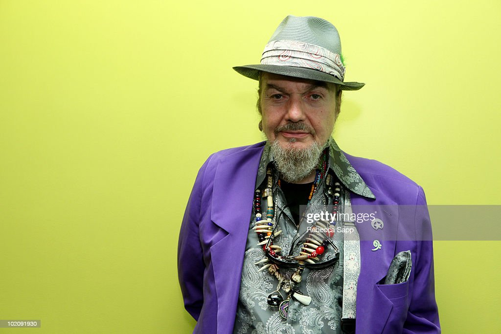 Dr. John backstage at An Evening With Dr. John at The GRAMMY Museum on June 14, 2010 in Los Angeles, California.