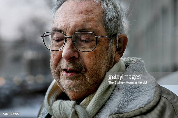 20am Swiss time Terminally ill patient Dr John Elliott less than an hour before he attends the Swiss righttodie organisation the Dignitas clinic...