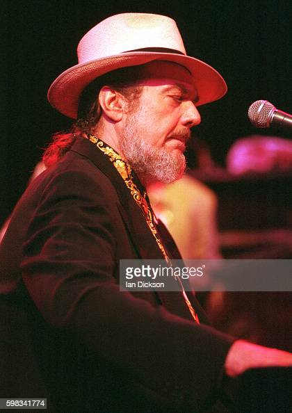 Dr John performing on stage at The Forum Kentish Town London 16 July 1997