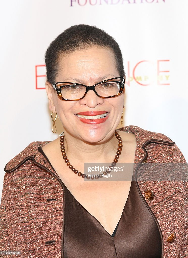 Dr. Julianne Malveaux attends the Evidence, A Dance Company 9th annual Torch Ball at The Plaza Hotel on March 25, 2013 in New York City.