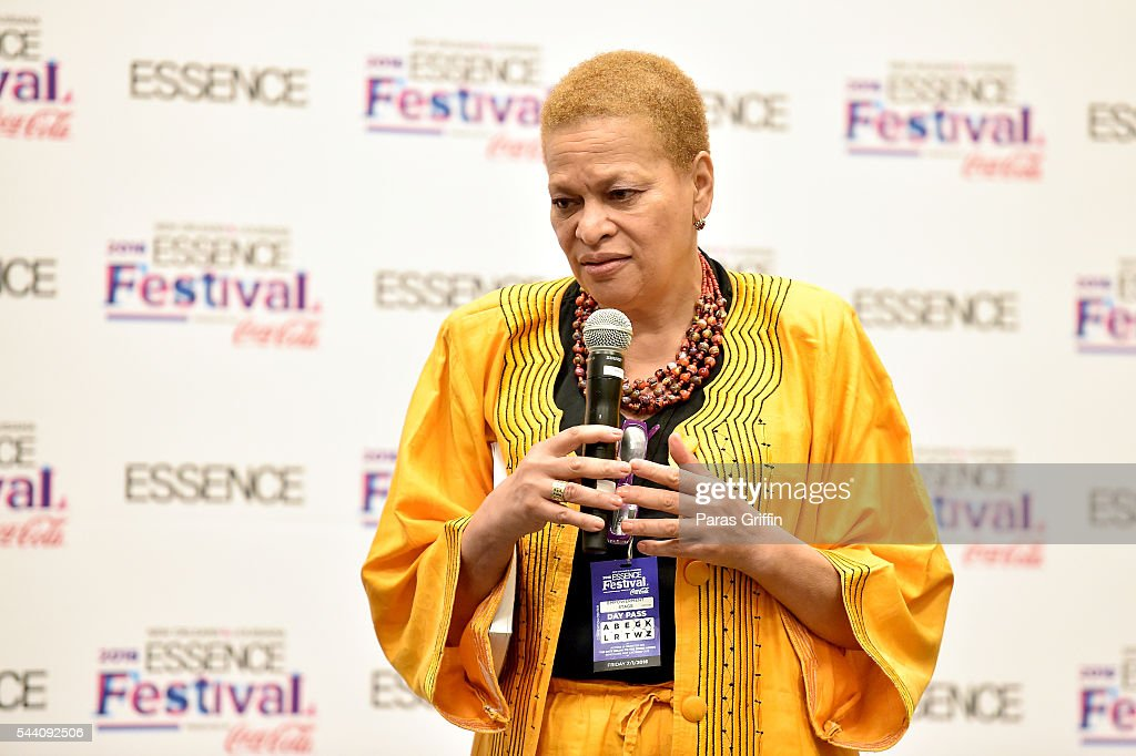 Dr. Julianne Malveaux speaks at the 2016 ESSENCE Festival Presented By Coca-Cola at Ernest N. Morial Convention Center on July 1, 2016 in New Orleans, Louisiana.