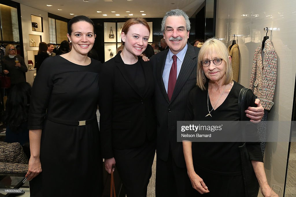 Dr. Koplewicz and guests attend Bloomingdale's celebration of the newly renovated Chanel RTW Boutique at Bloomingdale's 59th Street Store on January 24, 2013 in New York City.