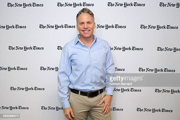 Dr Lance B Price director Antibiotic Resistance Action Center The George Washington University attends The New York Times Food For Tomorrow...