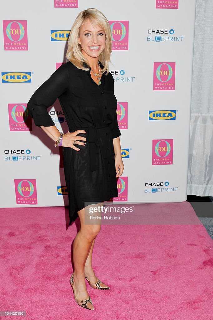 Dr. Laura Berman attends Oprah Winfrey's O You! 2012 at Los Angeles Convention Center on October 20, 2012 in Los Angeles, California.