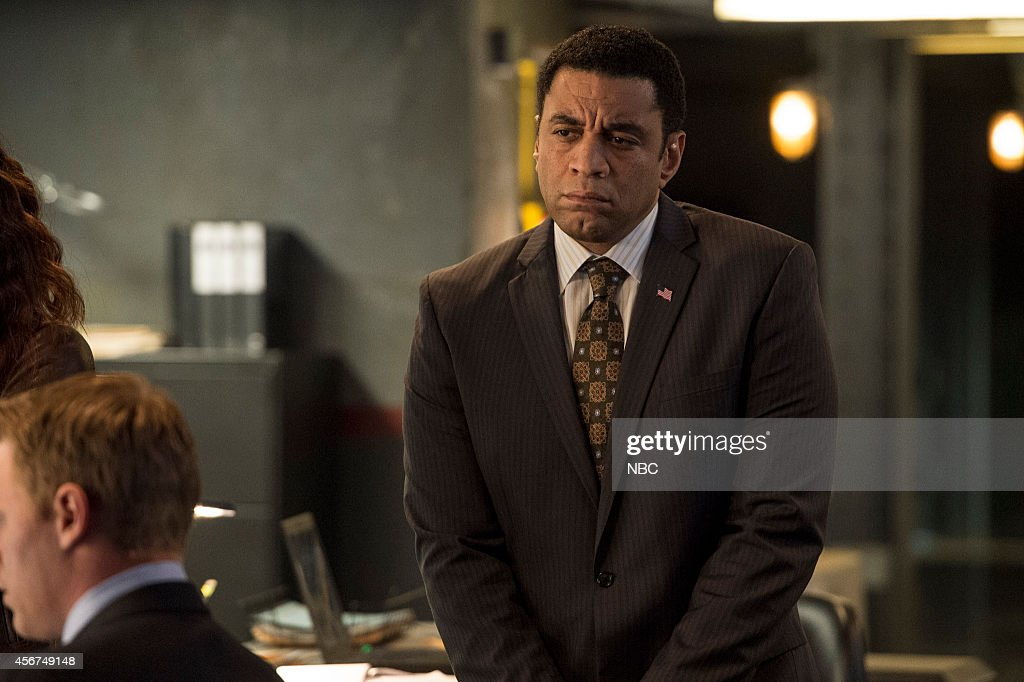 THE BLACKLIST 'Dr Linus Creel' Episode 204 Pictured Harry Lennix as Harold Cooper