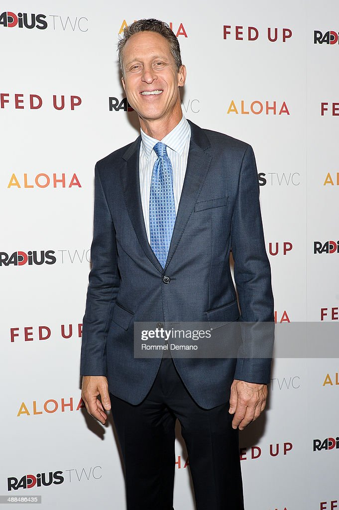 Dr. Mark Hyman attends the 'Fed Up' premiere at Museum of Modern Art on May 6, 2014 in New York City.