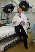 Dr Mark Rosenberg explains the Alternatives to Opioids or 'ALTO' program which he leads at St Joseph's Medical Center in Paterson New Jersey on 8...