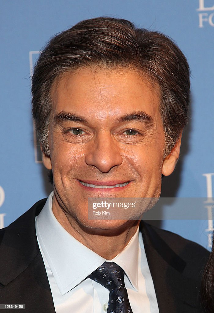 Dr. Mehmet Oz attends 'An Intimate Night of Jazz' hosted by The David Lynch Foundation at Frederick P. Rose Hall, Jazz at Lincoln Center on December 13, 2012 in New York City.