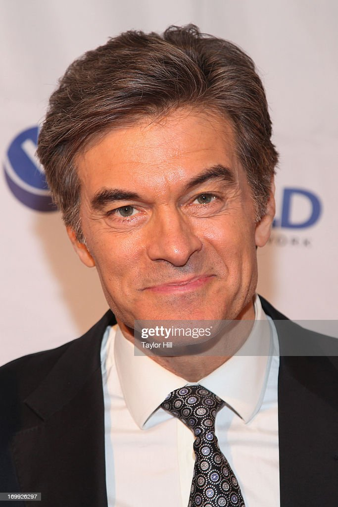 Dr. Mehmet Oz attends the Champion Of Jewish Values International Awards Gala at The New York Marriott Marquis on June 4, 2013 in New York City.