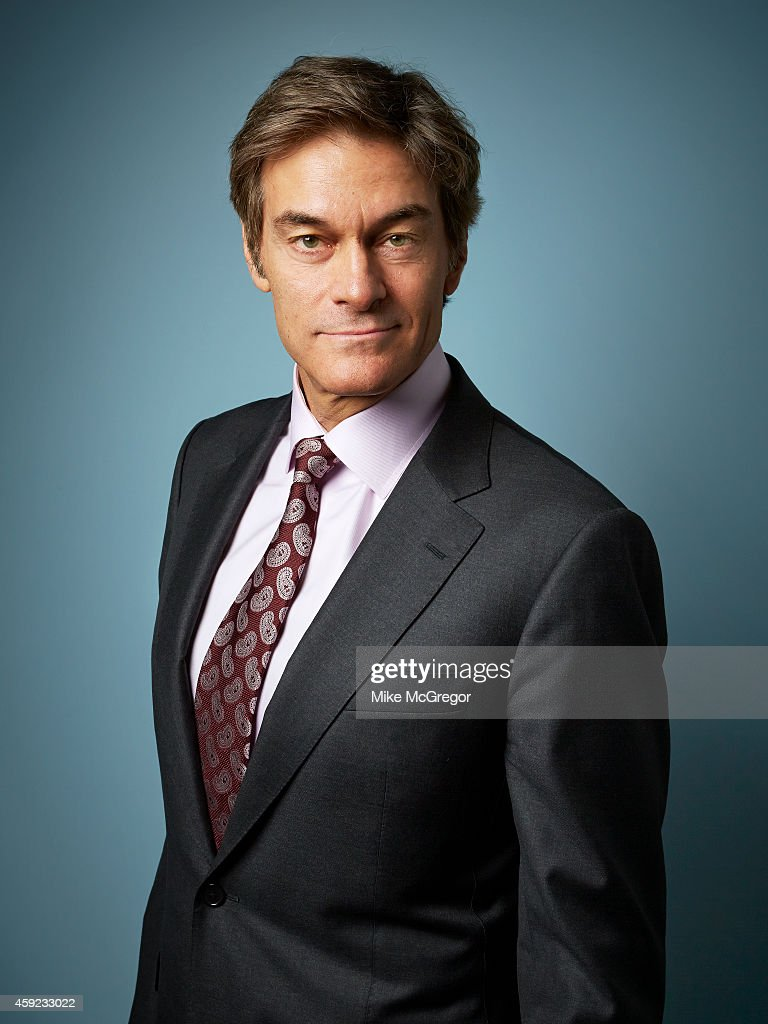 Dr. <a gi-track='captionPersonalityLinkClicked' href=/galleries/search?phrase=Mehmet+Oz&family=editorial&specificpeople=4175862 ng-click='$event.stopPropagation()'>Mehmet Oz</a> is photographed Self Assignment on September 11, 2014 in New York City.