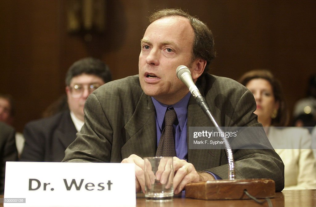 Dr. Michael West, President and CEO of Advanced Cell Technology, testifies at the Senate Appropriations Committee, Subcommittee on Labor, Health and Human Services, Education and Related Agencies meeting.