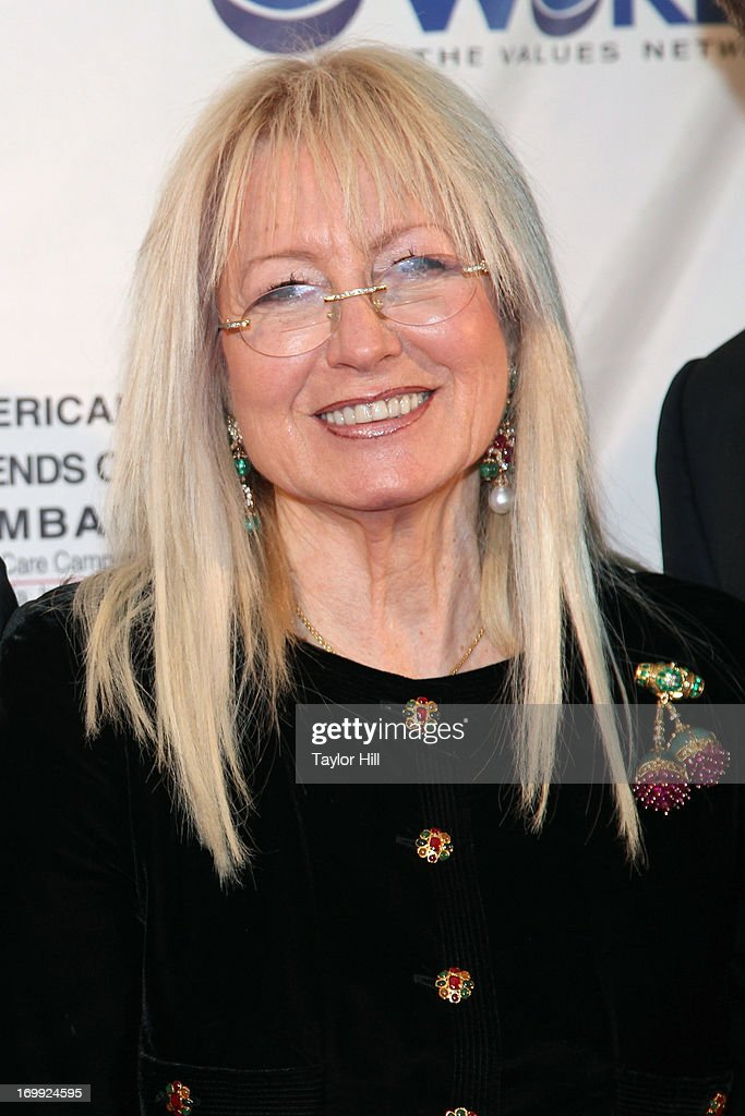 Dr. Miriam Adelson attends the Champion Of Jewish Values International Awards Gala at The New York Marriott Marquis on June 4, 2013 in New York City.