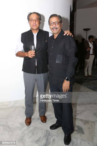 Dr Naresh Trehan cardiovascular and cardiothoracic surgeon during the launch of businesswoman Priti Paul's debut book that aims at teaching alphabet...