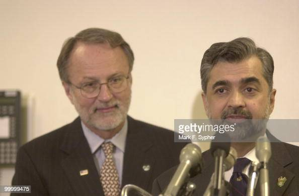 Dr Nasim Ashraf from Americans for Peace and Justice in South Asia spoke at a press conference with Rep David E Bonior and other House and Senate...