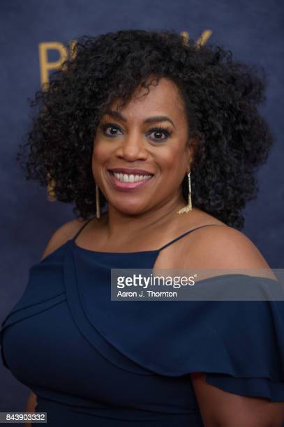 Dr Njema Frazier attends Black Girls Rock at New Jersey Performing Arts Center on August 5 2017 in Newark New Jersey