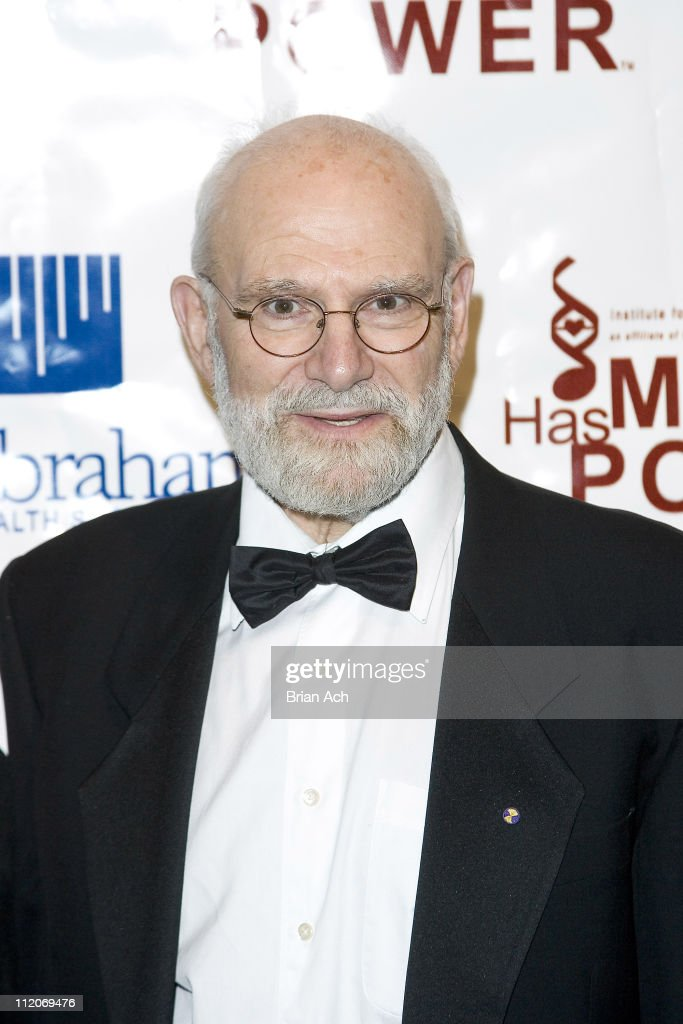 Dr. <a gi-track='captionPersonalityLinkClicked' href=/galleries/search?phrase=Oliver+Sacks&family=editorial&specificpeople=597933 ng-click='$event.stopPropagation()'>Oliver Sacks</a> during 2006 Music Has Power Awards at Jazz at Lincoln Center in New York City, New York, United States.