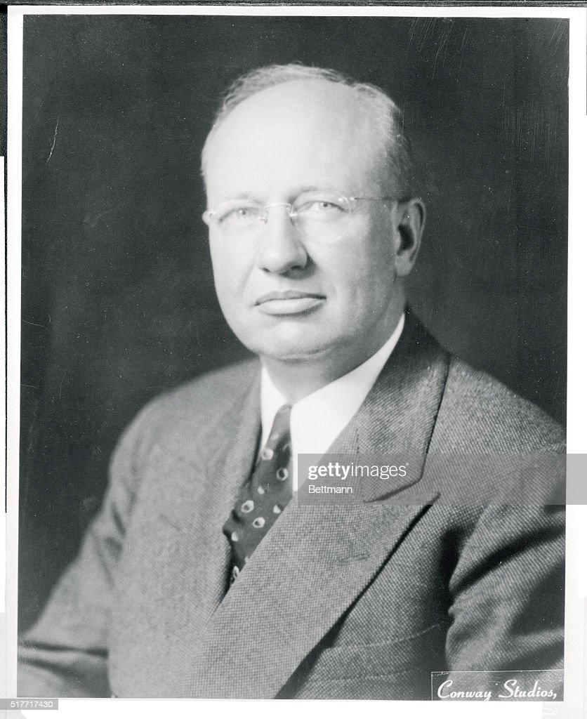 Dr Oliver T Buckley of Maplewood NJ former president of Bell Telephone Laboratories Inc who has been awarded the 1954 Edison Medal by the American...