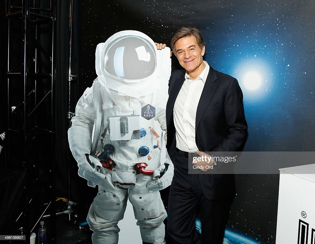 Dr. Oz attends the Z100's Artist Gift Lounge presented by AXE at Z100's Jingle Ball 2013 at Madison Square Garden on December 13, 2013 in New York City.