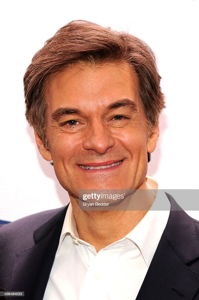 Dr. Oz attends Z100's Jingle Ball 2013, presented by Aeropostale, at Madison Square Garden on December 13, 2013 in New York City.