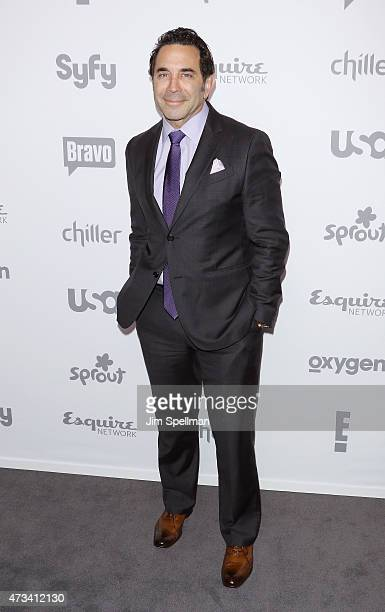 Dr Paul Nassif attends the 2015 NBCUniversal Cable Entertainment Upfront at The Jacob K Javits Convention Center on May 14 2015 in New York City