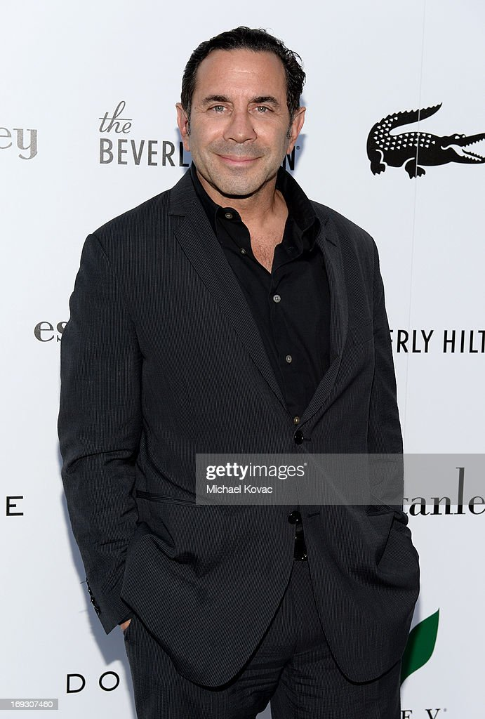 Dr. Paul Nassif attends The Beverly Hilton unveiling of the redesigned Aqua Star Pool By Estee Stanley at The Beverly Hilton Hotel on May 22, 2013 in Beverly Hills, California.