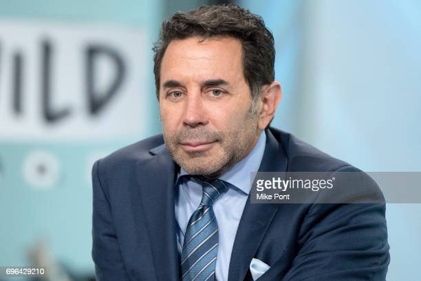 Dr Paul Nassif visits Build Studio to discuss 'Botched' at Build Studio on June 15 2017 in New York City