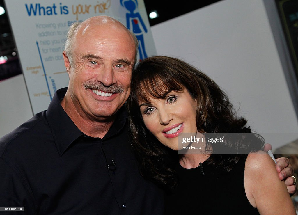 Dr. <a gi-track='captionPersonalityLinkClicked' href=/galleries/search?phrase=Phil+McGraw&family=editorial&specificpeople=234933 ng-click='$event.stopPropagation()'>Phil McGraw</a> (L) and <a gi-track='captionPersonalityLinkClicked' href=/galleries/search?phrase=Robin+McGraw&family=editorial&specificpeople=581504 ng-click='$event.stopPropagation()'>Robin McGraw</a> attend O You! presented by O, The Oprah Magazine, held at Los Angeles Convention Center on October 20, 2012 in Los Angeles, California.