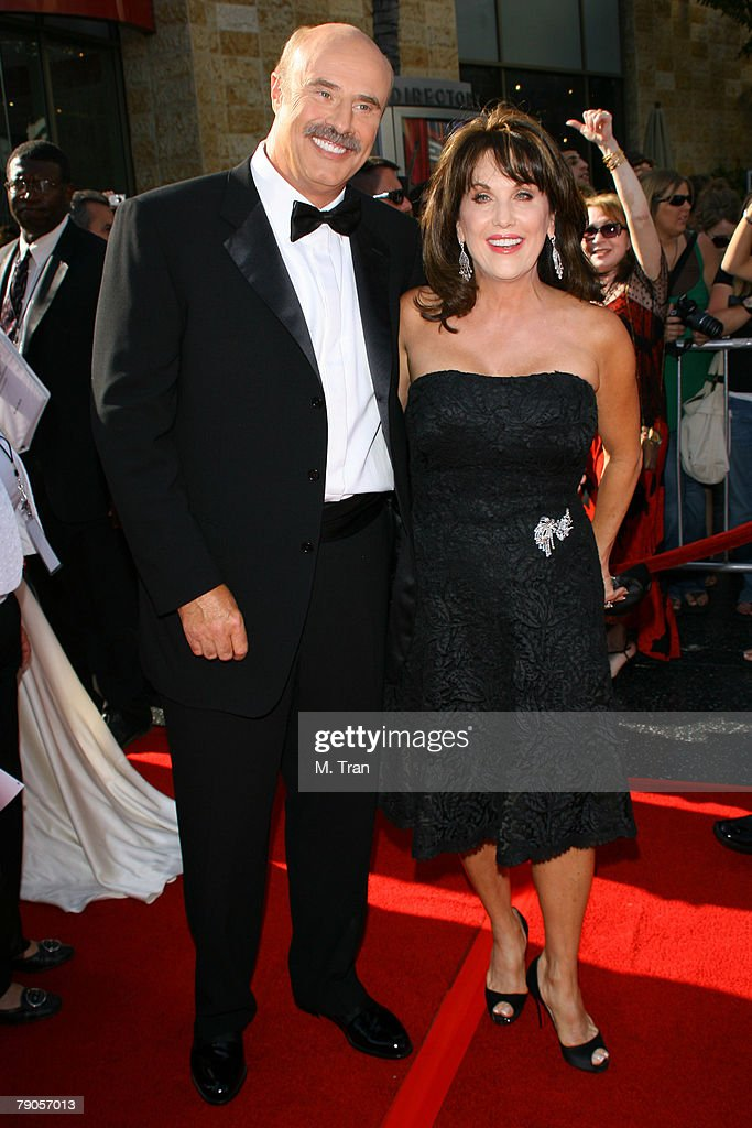 Dr. Phil McGraw and wife Robin