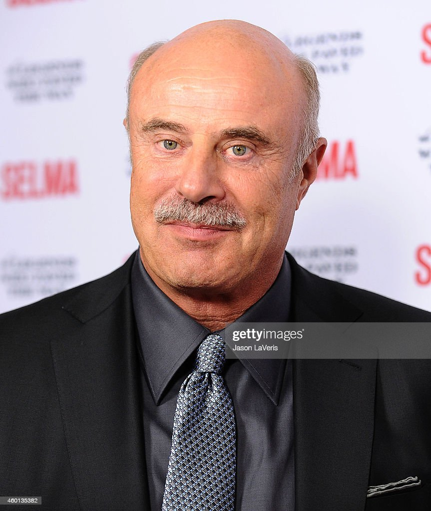 Dr. <a gi-track='captionPersonalityLinkClicked' href=/galleries/search?phrase=Phil+McGraw&family=editorial&specificpeople=234933 ng-click='$event.stopPropagation()'>Phil McGraw</a> attends the 'Selma' and the Legends Who Paved the Way gala at Bacara Resort on December 6, 2014 in Goleta, California.