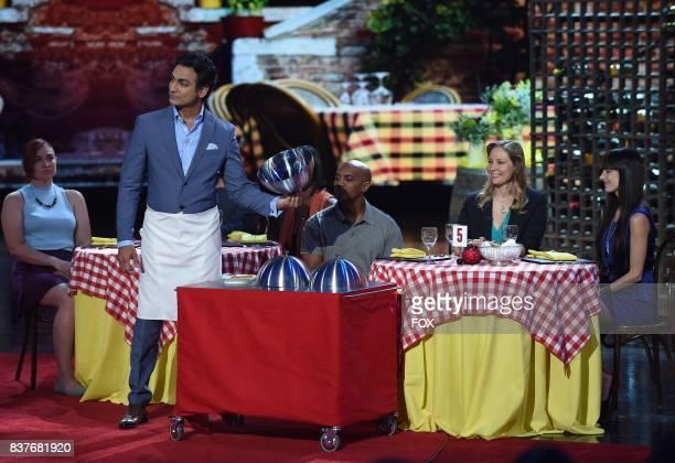 Dr Rahul Jandial in the allnew ShellShocked Scrambled episode of MASTERCHEF airing Wednesday June 28 on FOX