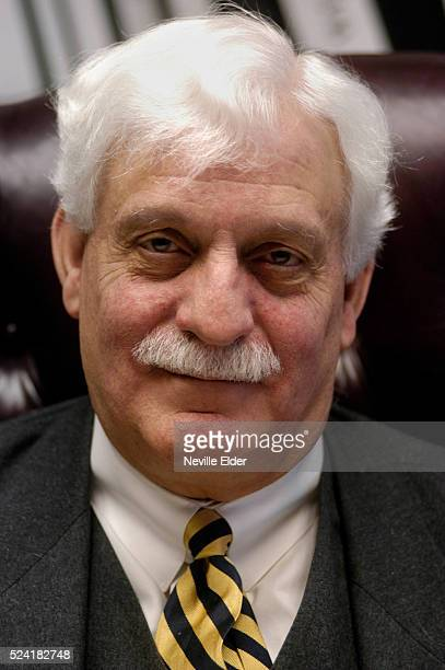 Dr Raymond Damadian poses at his Long Island office A Biblebelieving Christian this inventor is convinced of the scientific truth of Genesis creation...