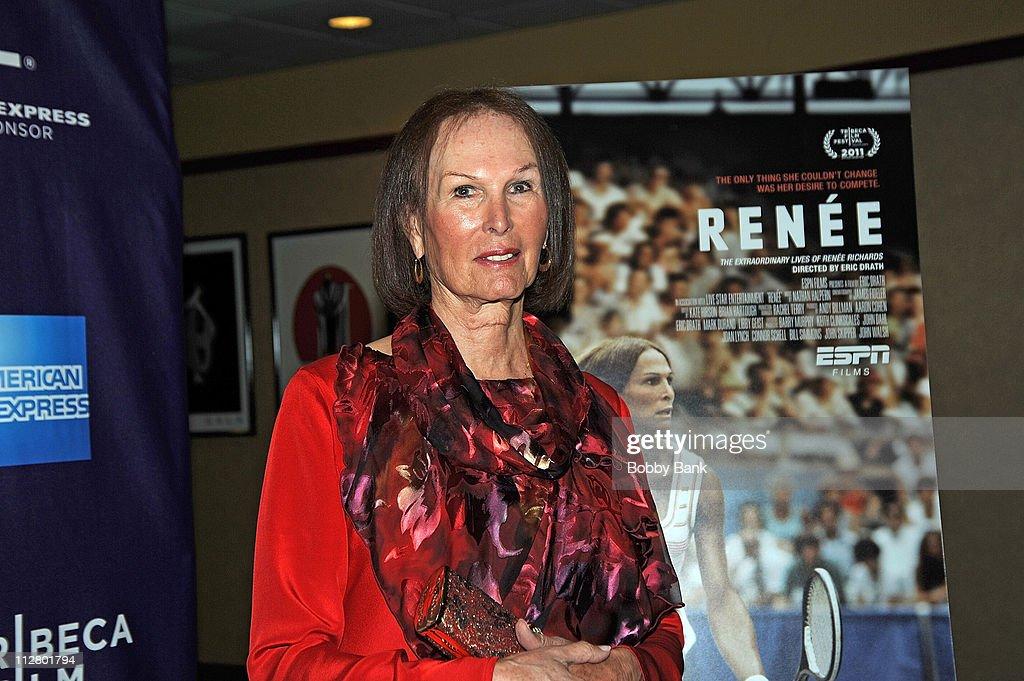 Pornostar Renee Richards
