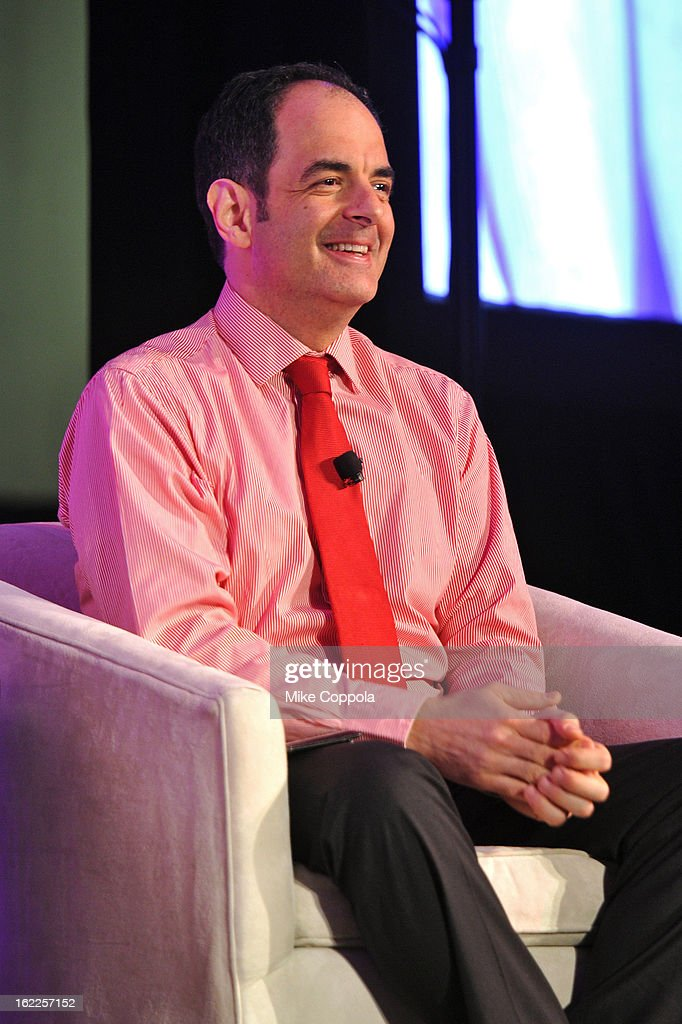 Dr. Richard Heyman, Professor, New York University attends the A Day To Connect, Inspire And Heal Summit on February 21, 2013 in New York City.