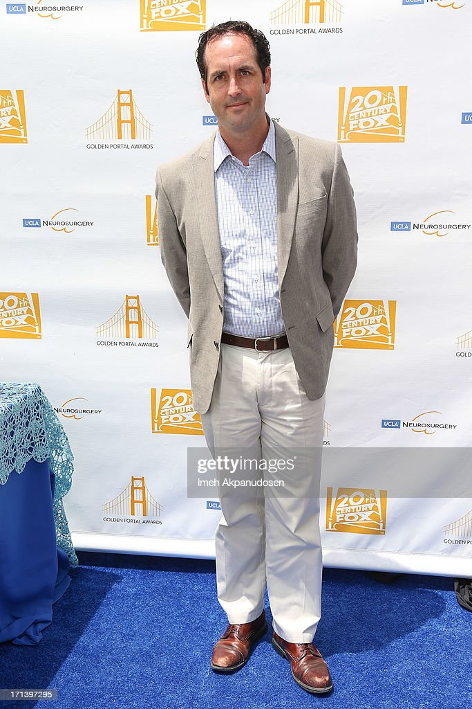 Dr. Robert M. Prins attends the 2nd annual Golden Portal Awards benefiting The UCLA Brain Tumor Program on June 23, 2013 in Beverly Hills, California.