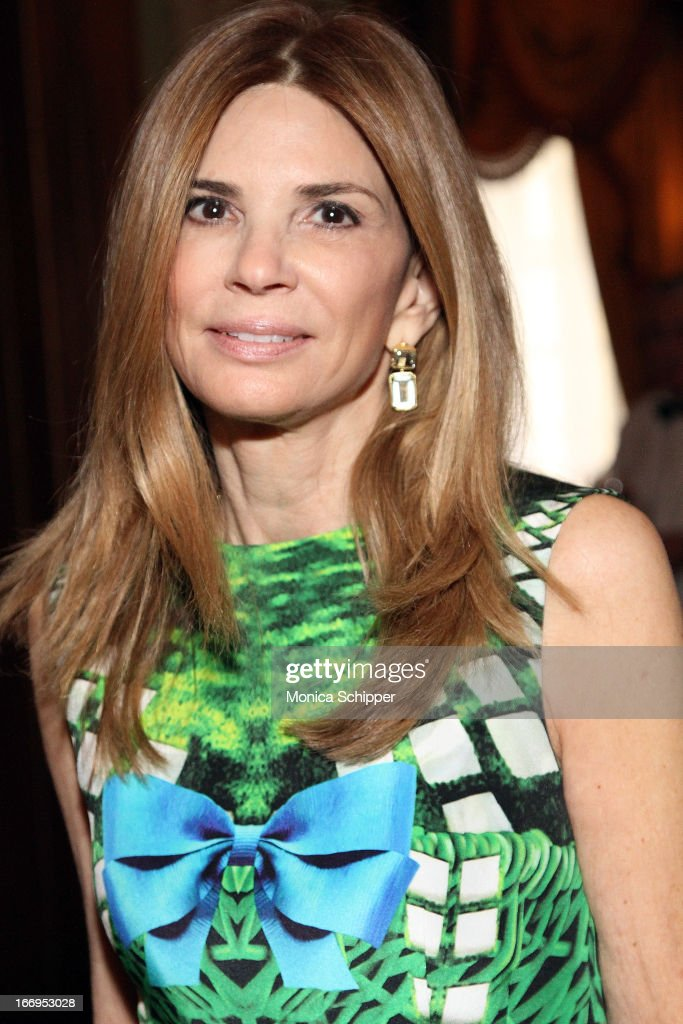 Dr Robin Meltzer attends The New York Society For The Prevention Of Cruelty To Children's 2013 Spring Luncheon at The Pierre Hotel on April 18, 2013 in New York City.