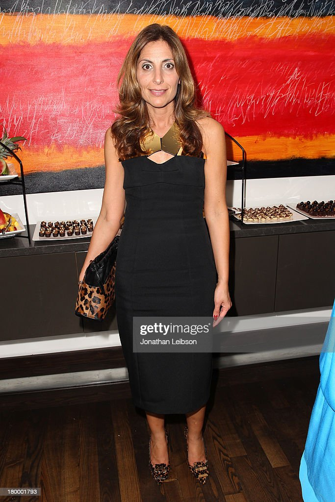 Dr. Roula Kountouris attends the Burberry supported premiere and celebration of 'Mandela: Long Walk to Freedom' hosted by The Weinstein Company and Entertainment One at the Toronto International Film Festival on September 7, 2013 in Toronto, Canada.