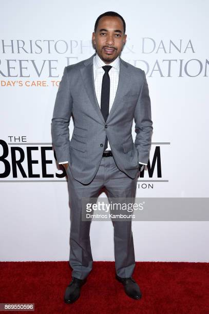 Dr Sampson Davis attends the Samsung annual charity gala 2017 at Skylight Clarkson Sq on November 2 2017 in New York City